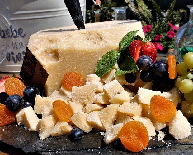 Catering: queso. Nuestros quesos para catering