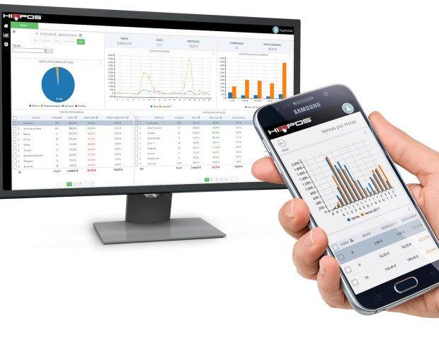 IcgAnalytics. Business Intelligence en tiempo real para hostelería y todo tipo de comercios. 10 €/mes