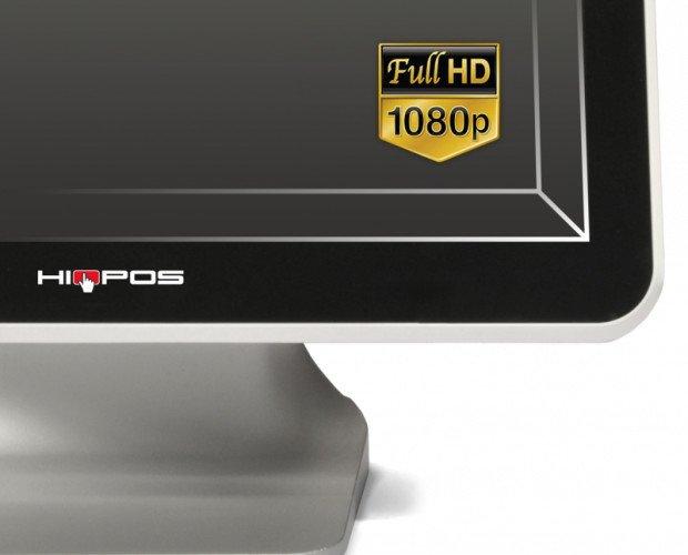 Pantalla táctil capacitiva. Full HD