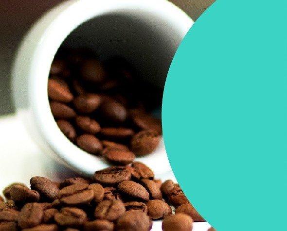 Café en grano. Café de la mejor calidad y de los mejores orígenes