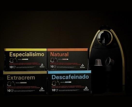 Café cápsulas. En sus distintas y exquisitas presentaciones