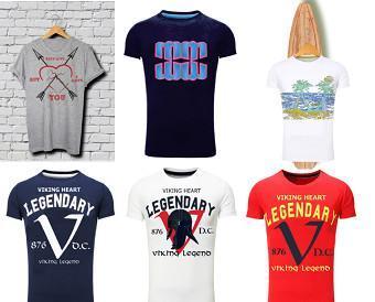 Fabricamos camisetas. Fábrica de ropa para terceras marcas en España