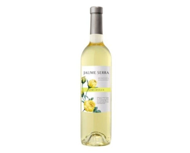 Vino Blanco Semi Dulce Penedés Merlot. Vino Blanco Semi Dulce D.O Penedés Jaume Serra