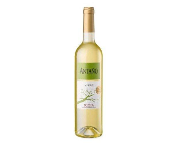 Vino Blanco Antaño. Vino Blanco D.O Rioja Cosecha