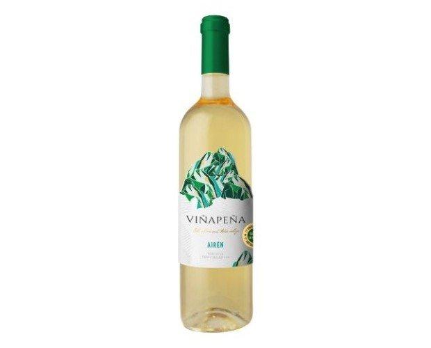Vino Blanco Viñapeña. Vino Blanco Tempranillo Aiŕen