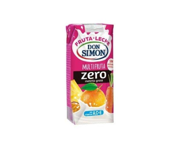 Don Simón Multifruta Zero. Contentrado de Fruta y Leche