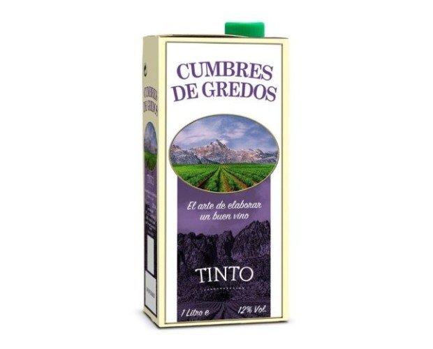 Vino Tinto Mesa Cumbre de Gredos. El arte de elaborar buen Vino Tinto