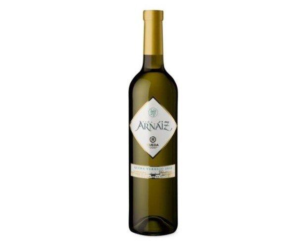 Vino Blanco Arnaíz Rueda. Rueda Verdejo 2018