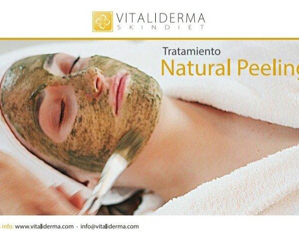 Mascarilla facial. Tratamiento facial para solucionar cualquier problema de la piel. Indicado para pieles con acné, cuperosis, rosácea,