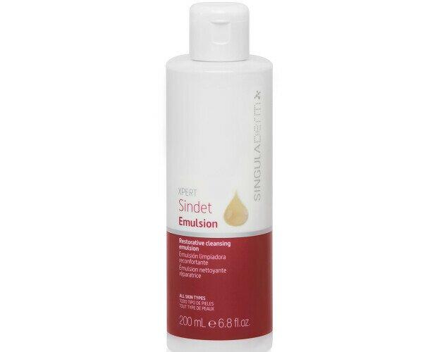 Emulsión limpiadora. impiador ultra-suave formulada con la tecnología Sindet (libre de jabón)