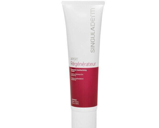 Crema regeneradora . Hidratación diaria para zonas específicas muy secas