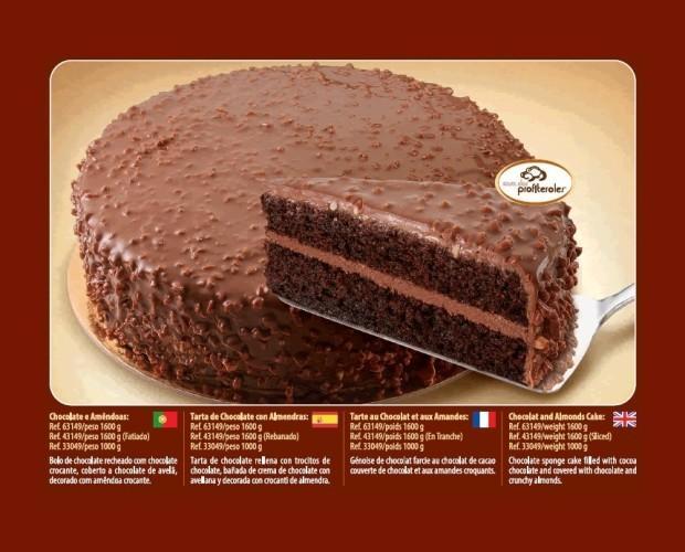 Chocolate y Almendra