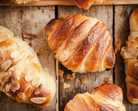 Croissant. Deliciosos croissants