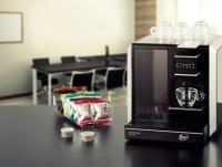 Café en oficina