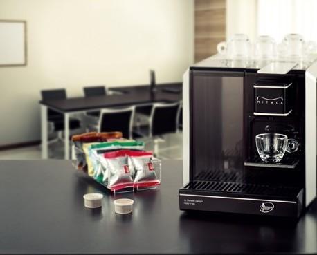 Café en oficina. Café en cápsulas