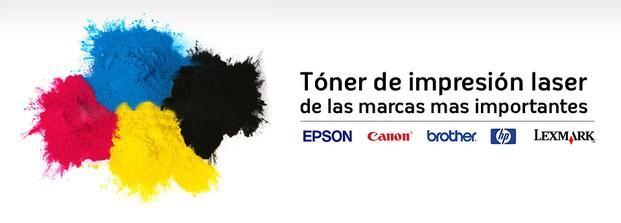 Consumibles de Impresión. Toners para Impresoras. Las marcas más importantes de Tóners.