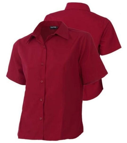 Blusa Camarera. Blusas para Hostelería, varios colores y tallas
