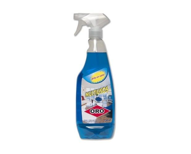 Multiusos Pistola. Limpia eficazmente todo tipo de superficies rígidas del hogar: cristales, azulejos, sanitarios, electrodomésticos, etc. Contiene amoniaco que...