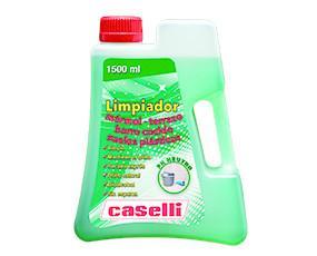 Limpiador L10. Limpia todo tipo de suelos de mármol y terrazo con un aroma fresco y agradable. Mantiene el brillo natural, seca rápido y no genera espuma.