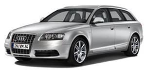 Taxi para traslados rápidos. Taxi Audi A6 del 2007