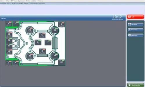 Desarrollo de Software.Software para hostelería.