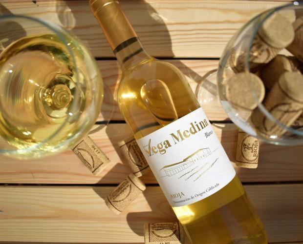 Vega Medina Blanco. Un vino delicioso