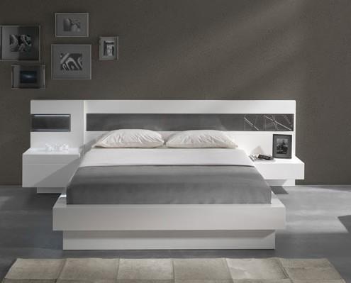 Dormitorio. Dormitorio diseñado para un fabricante portugues