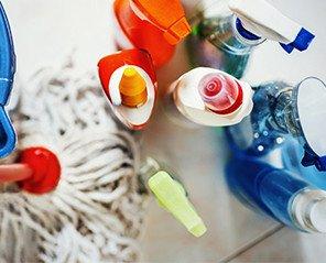 Productos de limpieza. Soluciones profesionales en limpieza e higiene