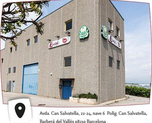 Nuestra sede. Ubicados en Barberà Del Vallès, Barcelona