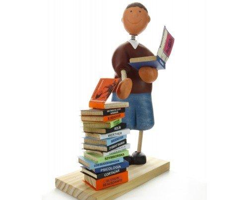 Figura de Bibliotecólogo. Un regalo especial