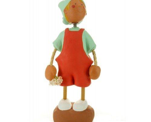Figura de Cocinera. Estatuilla de regalo