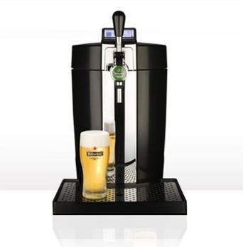 Dispensador de cerveza. Marca Krups