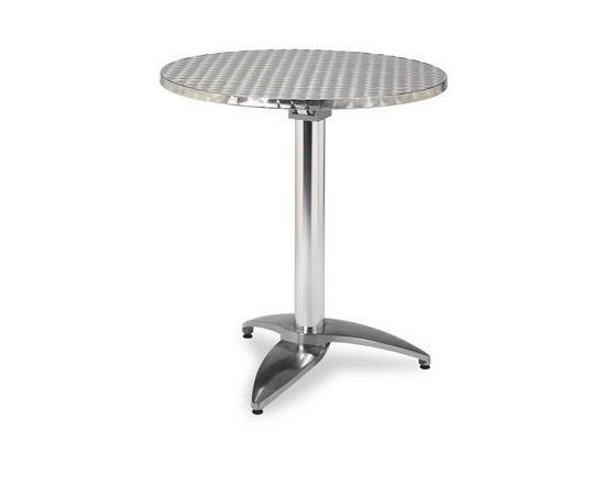 Mesa para terrazas. Tablero de sevelit