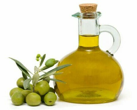 Aceite de oliva. Aceite de oliva de la mejor marca