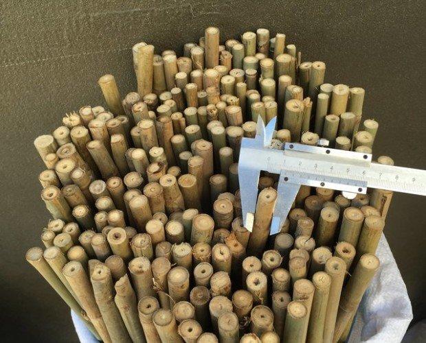 Materias Primas de Bambú.Paquete de 600pcs