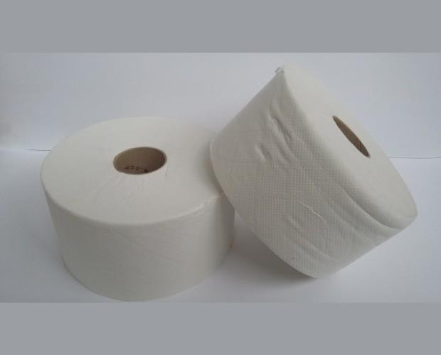 Papel. Rollos de papel industrial