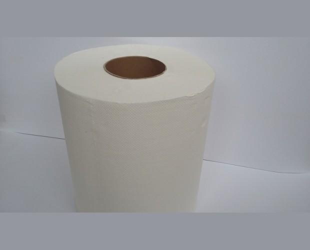 Rollos de papel para manos. Secamanos