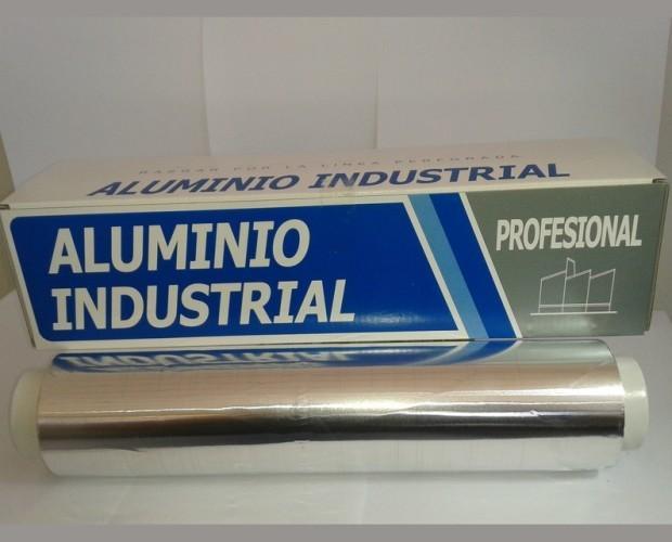 Aluminio industrial. Rollos de aluminio hostelería