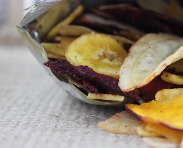 Snack libre de alergenos. Prueba el exótico sabor de nuestros vegetales