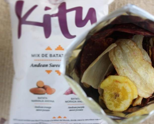 Snack saludable. Todas nuestras materias primas provienen del comercio justo y responsable