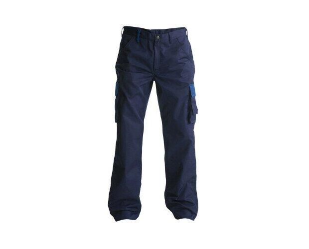 Pantalon de Servicio. Dos amplios bolsillos en los muslos con refuerzos plisados