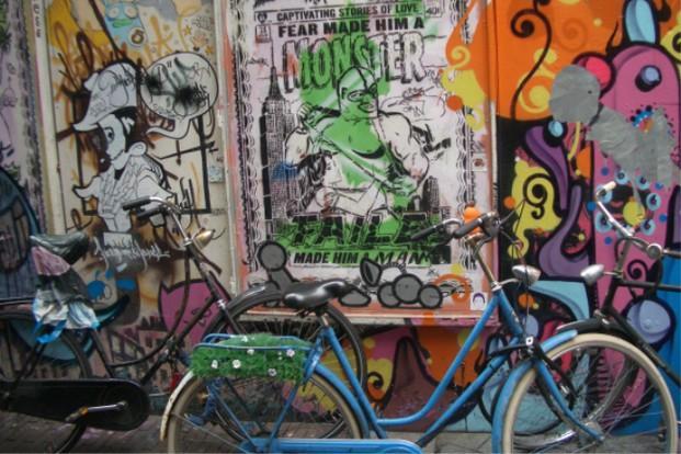 Sistemas antivandalismo. Sistemas antigraffiti