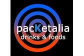 Packetalia Drinks and Foods