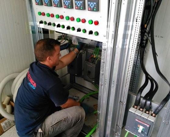 Instalaciones eléctricas. Instalaciones eléctrica industriales, particulares