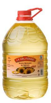 Proveedores de Aceite. Aceite de oliva, girasol, orujo  y semillas