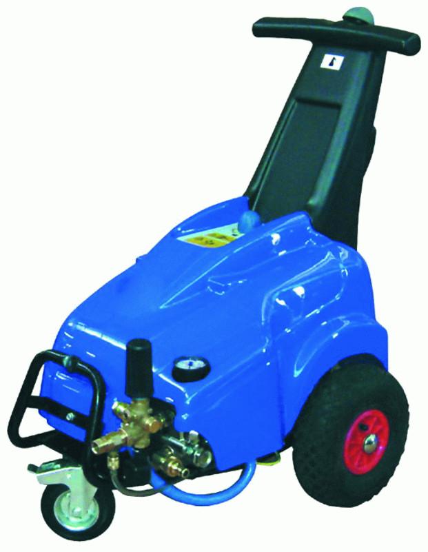 Hidrolimpiadora kc 3005. Motor eléctrico