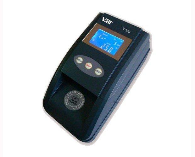 Detector Billetes. Detectos de billetes que posee una tecnología avanzada contra la falsificación de Euros.