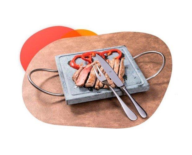 Cuchillos Profesionales para Hostelería.Colección de cubiertos al estilo americano