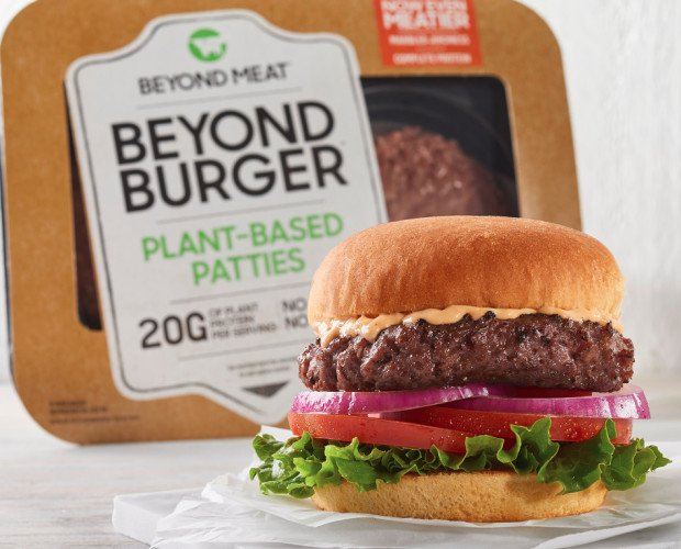 BeyondBurgerMeatier_Lead. ¡Beyond Meat ya disponible en Canarias!