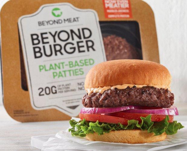 BeyondBurgerMeatier_Lead. ¡Beyond Meat ya disponible en Canarias!